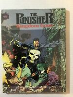 The Punisher: Kingdom Gone Hardcover Graphic Novel Marvel Factory Sealed!