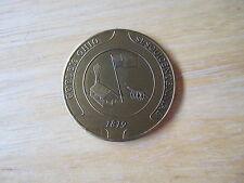 Copley, Ohio 150th Anniversary (Sesquicentennial) Medal, 1819-1969, High School