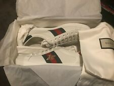 Men's Gucci Classic Retro Bee Bumble Bee Sneaker all-star red green 11USA 10Euro