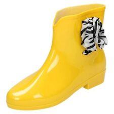Calzado de mujer Botines color principal amarillo
