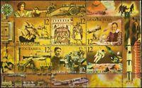 Yugoslavia 2000 ☀ Meeting millennium -Ships Planes, Nikola Tesla set of 6 ☀ MNH