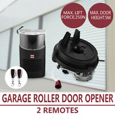 Electric Garage Roller Remote Door Opener Easy Install Reliable Motor Drive Us