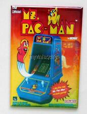 "Vintage MS. PAC-MAN Table Top Arcade Game COLECO 2"" x 3"" Fridge MAGNET MIDWAY"