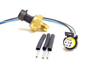 6.0L 2005-2007 Ford Diesel EBP Sensor EGR Exhaust Back Pressure & Pigtail Kit
