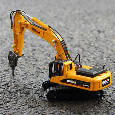 1 50 Alloy Compact Truck Model Tractor Excavator Digger Construction Kid Toy Car