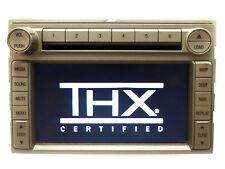LINCOLN Zephyr MKZ Radio Stereo THX Navigation GPS System Screen Display OEM NAV