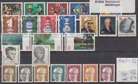 Berlin Jahrgang. 1972 postfrisch