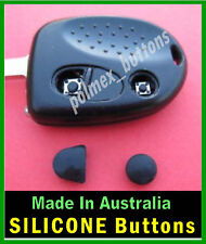 to suit Holden Commodore VR VS HSV remote Key - Silicone key BUTTONS (2 sets)
