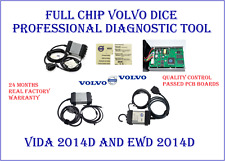 FULL Chip VOLVO DICE Professional Diagnostic Tool, ViDA 2014D + EWD 2014D