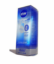 DUREX Play Longer Desensitizing Lubricant for Men Of happiness Gel Water 28.4g