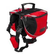 Pet Dog Saddle Bag Pack Backpack for Outdoor Hiking Camping Training Pet Carrier