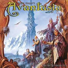 Avantasia - The Metal Opera Part 2 (CD Standard Jewel Case Edition)