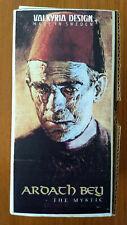 INSANELY RARE Valkyria Design Boris Karloff Mummy Ardeth Bey 1/4Scale Resin Bust