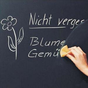 Chalkboard Contact Paper Roll Chalk Board Paint Alternative Wallpaper Adhesive B
