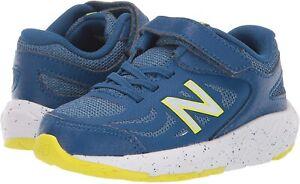 New Balance 258648 Infant Running Sneaker Andromeda Blue Size 2 M