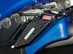 YAMAHA YFZ450 (04-09), COOLANT OVERFLOW BOTTLE COVER,  CF- BY LIGHTSPEED
