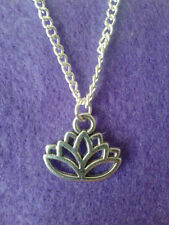 Amethyst Round Charm Costume Necklaces & Pendants
