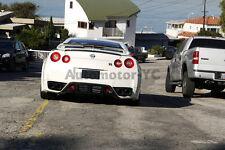 FRP Waald Rear Diffuser Addon w/ Brake Light For 08-11 Nissan R35 GTR CBA