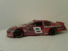 Dale Earnhardt Jr  2005 Monte Carlo #8  Budweiser Chrome 1:18 1 of 288