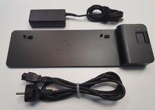 Original HP UltraSlim HSTNN-IX10 Dockingstation inkl. 65W Netzteil Für EliteBook