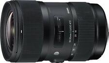 SIGMA 18-35 mm/1,8 DC HSM C obiettivo per Nikon demo-Ware come nuovo