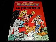 Berck / Cauvin : Sammy 25 : Le mandarin EO Dupuis 1989