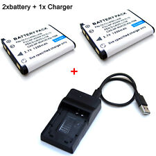 Battery / Charger For KLIC-7006 Kodak Easyshare M532 M550 M552 M575 M577 M580