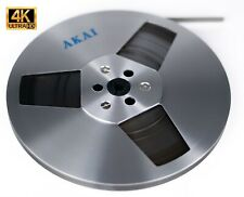 AKAI ATR-7M 7 inch Metal Reel to Reel for Tape Recorder Audio Tape SEE OUR VIDEO