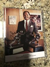 Archie Griffin Autographed 8x10 Photo. The Ohio State Buckeyes