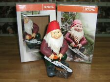 STIHL CHAINSAW GNOME