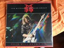 THE MICHAEL SCHENKER GROUP - ROCK WILL NEVER DIE - CHRYSALIS EUROPE 1984 VG+