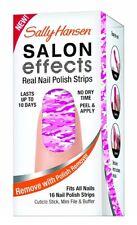 Sally Hansen Salon Effects Real Nail Polish Strips, 370 Booty Camp