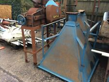 More details for bentall grain milling machines with hoppers and augers