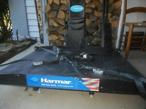 Harmar AL600 Hybrid Wheelchair POWERCHAIR Scooter Platform Lift (PICKUP in PA.)