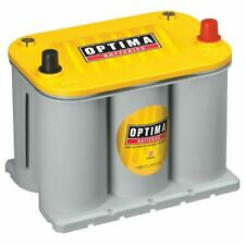 OPTIMA Yellow Top YTR-3.7L 12V/48Ah 660A AGM Zyklenfest, SPIRALCELL TECHNOLOGIE