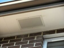 Bush Fire Rated Eave Vents