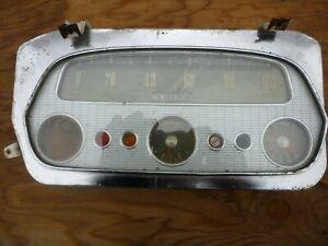 Opel Rekord, Caravan & Olympia Speedometer/Gauges
