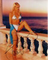 Gena Lee Nolin autographed signed autograph 8x10 swimsuit bikini photo BAYWATCH