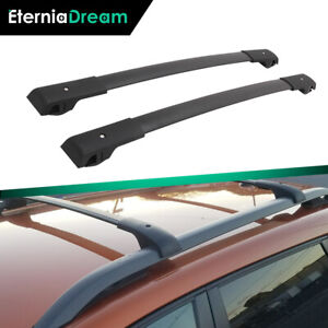 INEEDUP Cross Bars Roof Rack Fit For 2014-2019 Jeep Cherokee OE Style Bolt-On Roof Rack Rail Cross Bar Luggage Cargo Carrier,2-Pack