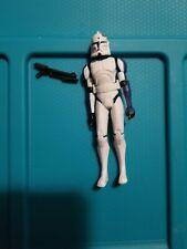 Star wars clone wars 501st Clone Trooper Redeye.  Loose