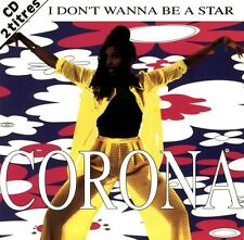 Corona ‎CD Single I Don't Wanna Be A Star - France (EX/EX)