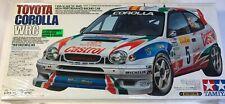 Vintage Tamiya Toyota Carolla WRC (58218) - Sealed NIB