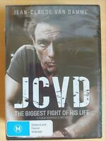 JCVD [Region 4 DVD] BRAND NEW & SEALED, Free Next Day Post from NSW