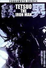 TETSUO: THE IRONMAN Movie POSTER 27x40 Japanese Tomorowo Taguchi Kei Fujiwara