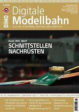 MIBA Eisenbahn Journal Digitale Modellbahn 23 Schnittstellen nachrüsten 2-2016
