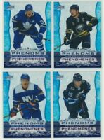 2020-21 UD TIM HORTONS Clear Cut Phenoms You Pick Finish Your Sets