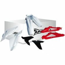 Kit plastiques Coques UFO KTM EXC125 12-13  2012-2013 Couleur  blanc