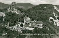 Ansichtskarte Ruine Drachenfels mit Hotel Luftbild  (Nr.9276)