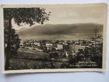 seltene alte Ak Gottesberg Schlesien Blick auf die Wildberge Häuseransicht