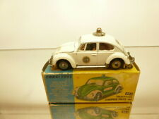 CORGI TOYS 492 VW VOLKSWAGEN BEETLE - DUTCH POLICE POLITIE - 1:43 - VERY GOOD IB